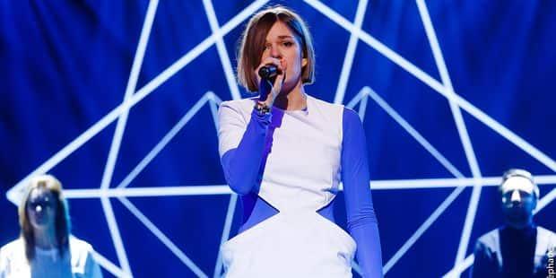 """Valentine Brognion se confie avant la finale de The Voice : """"Être parmi les deux derniers"""" - La DH"""