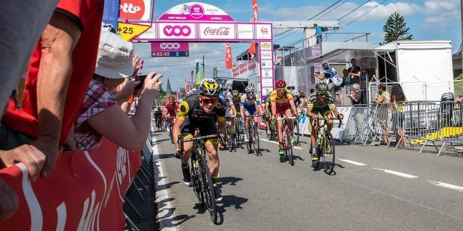 Genappe lancera le départ du Tour de Wallonie le 20 juillet dans le Brabant wallon