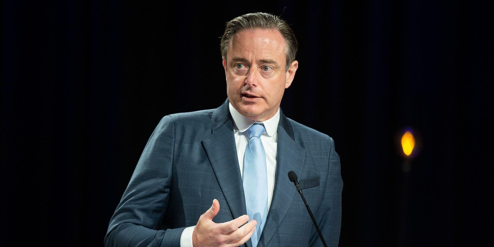 Bart De Wever pourrait rester président de la N-VA