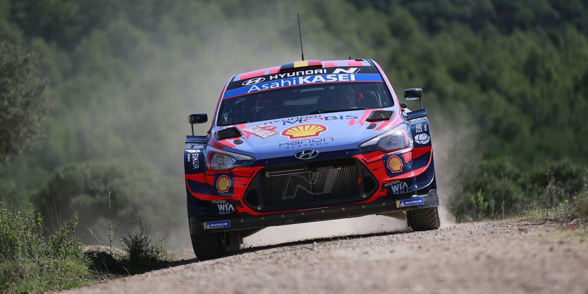 Hyundai met la pression pour la fin de saison : un dernier rallye à Monza ?