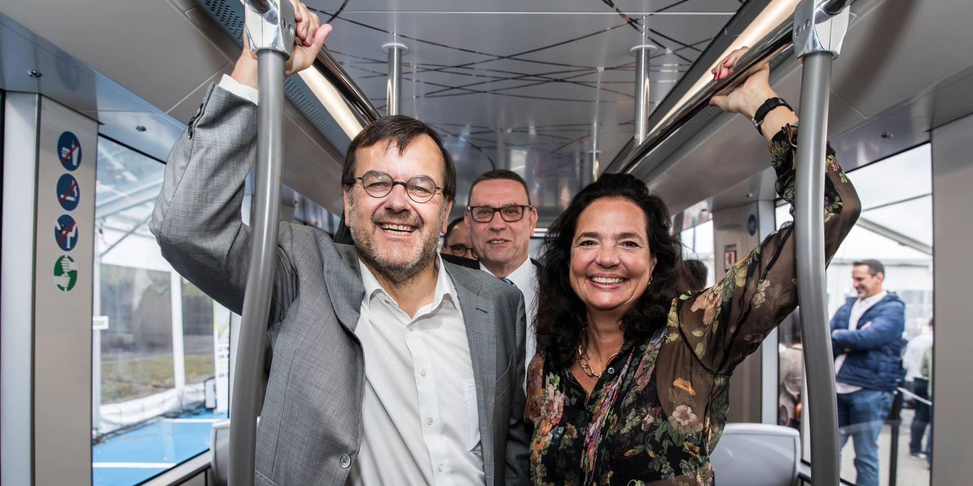 Pas de tram à Liège avant mai 2023