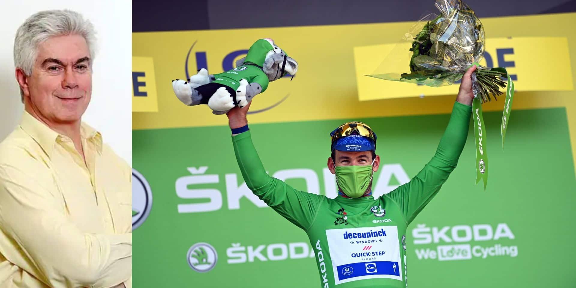 L'Edito: Mark Cavendish, le plus grand sprinter de tous les temps