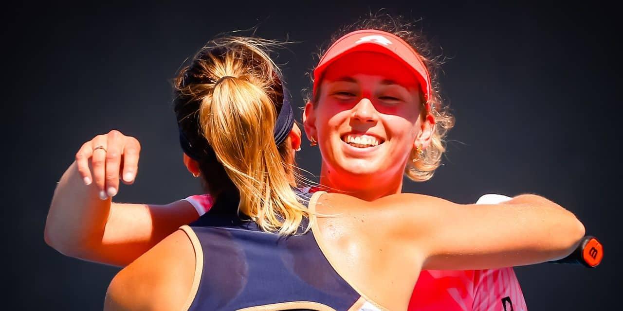 Open d'Australie: Elise Mertens et Aryna Sabalenka en finale du double à Melbourne - dh.be