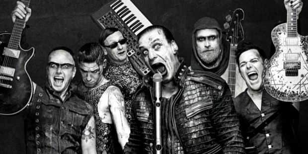 Rammstein à Ostende: sold out en 15 minutes