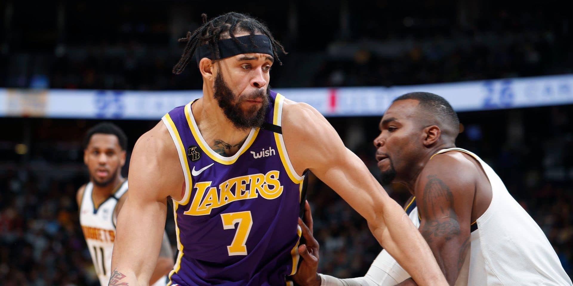 NBA: les Lakers taille patron, Milwaukee cale, fin de série pour Toronto
