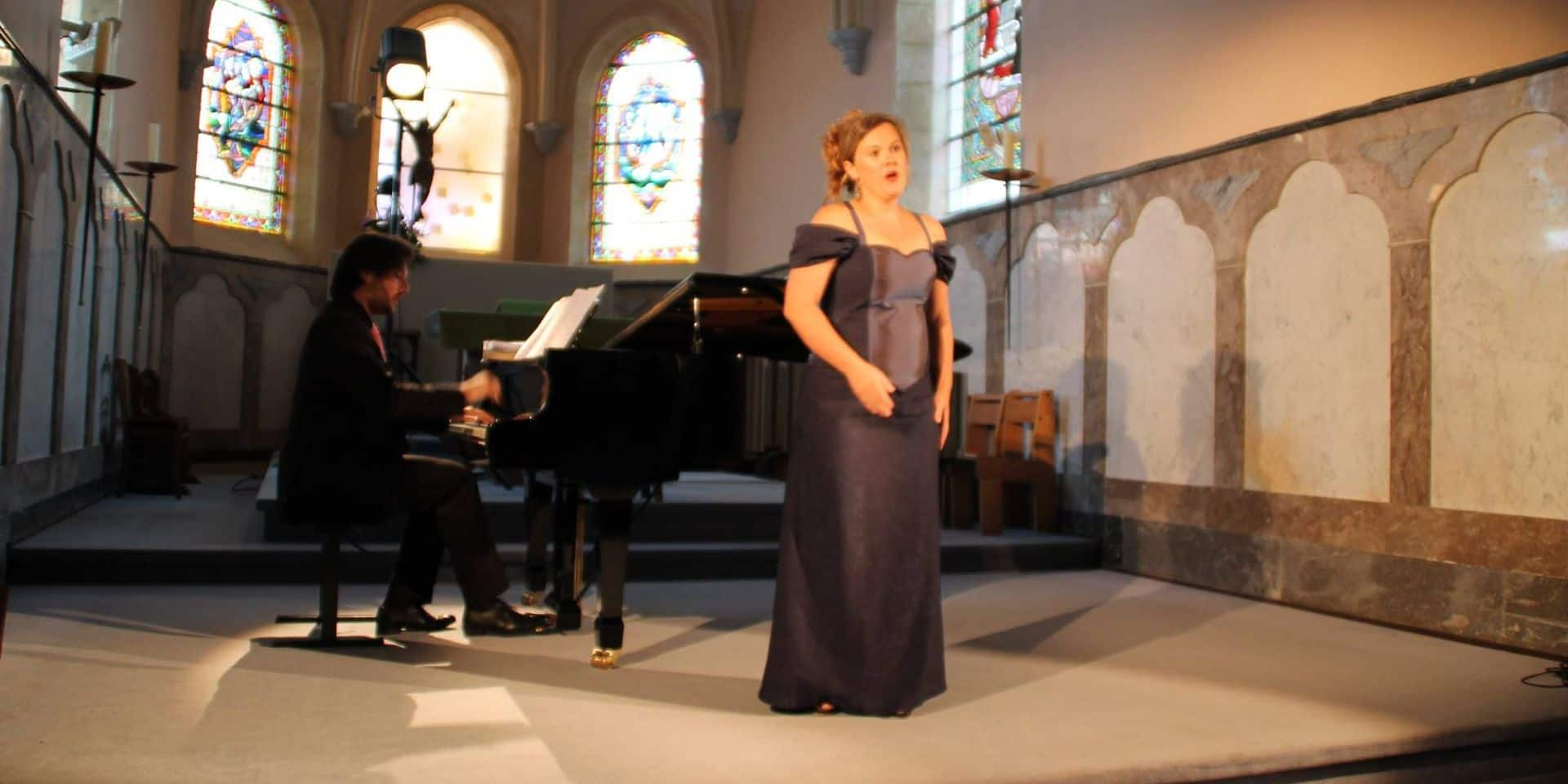 La mezzo-soprano Julie Bailly chantera au Marché de Noël de Jemeppe-sur-Sambre