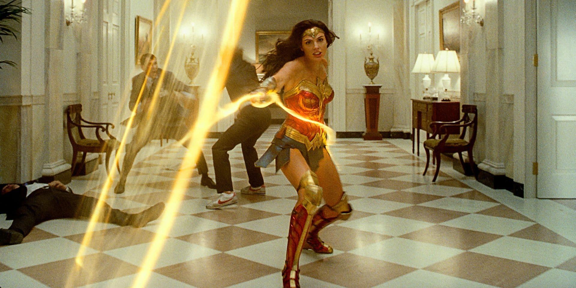 C'est une première pour un blockbuster : Wonder Woman 1984 sortira en même temps en salle et sur HBO Max