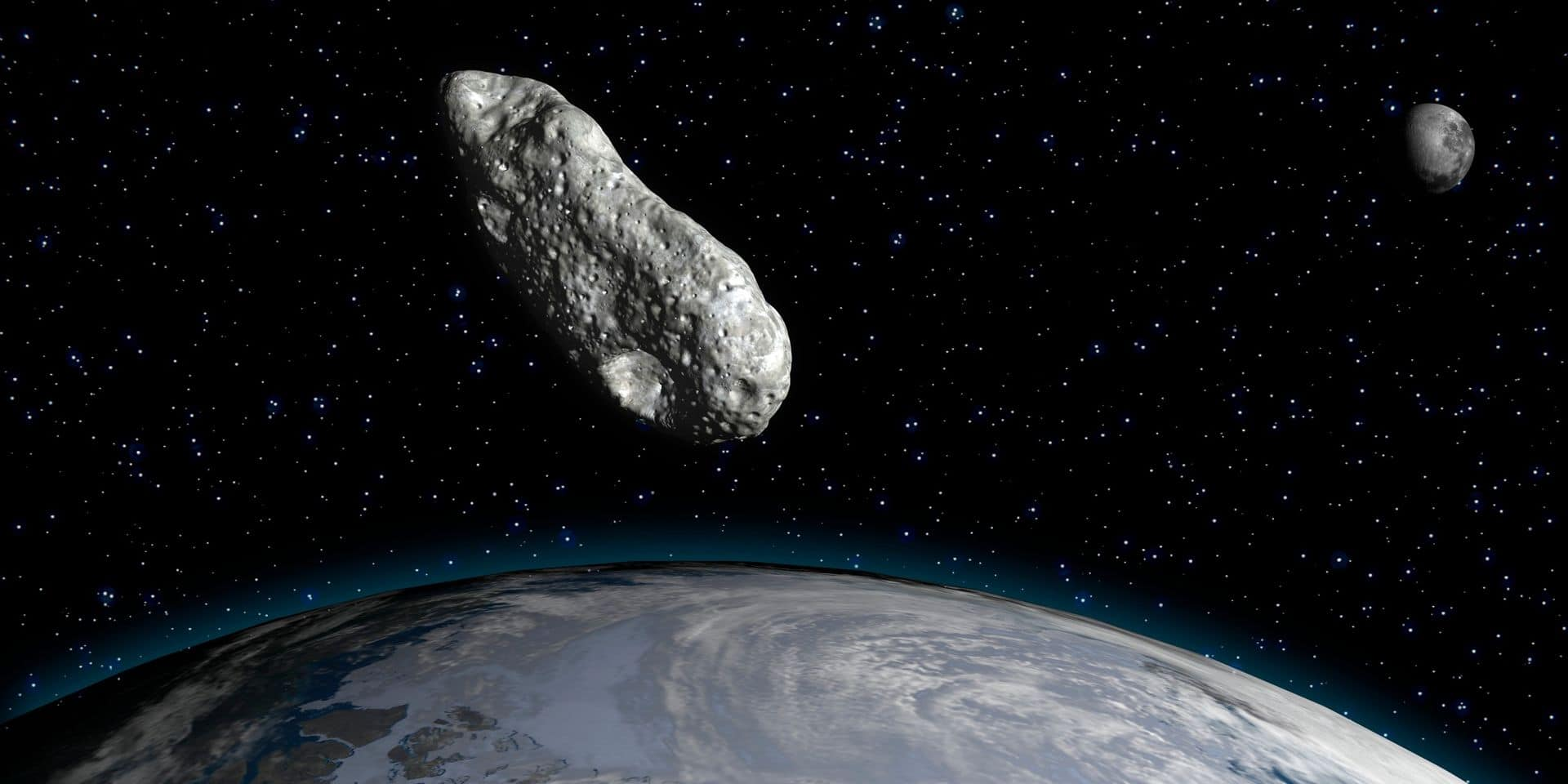 """La vraie mission """"Armageddon"""": comment les Etats-Unis et l'Europe veulent protéger la Terre contre les astéroïdes"""