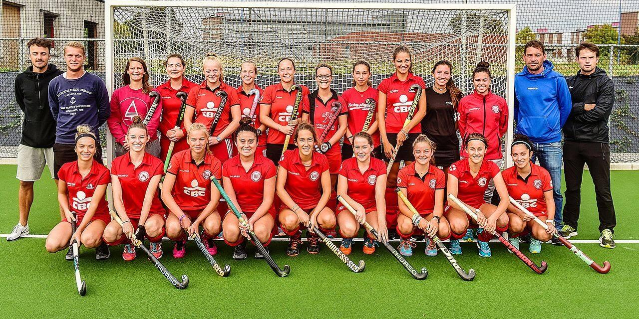 (copyright: Vincent LORENT) 29/08/2018 hockey namur, RHCN; filles, dames DH