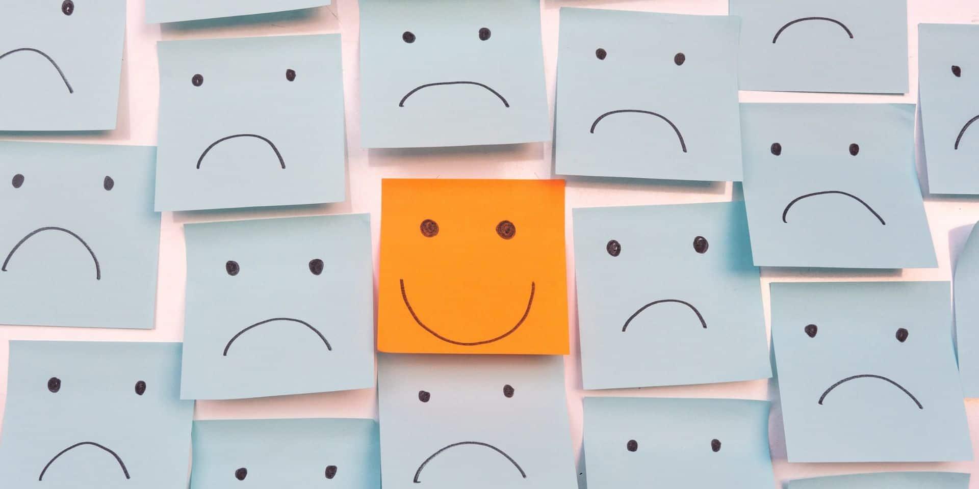 Cultivez vos pensées positives!