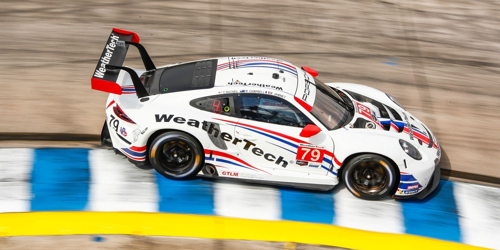Laurens Vanthoor chez WeatherTech Racing aux 24H du Mans: c'est confirmé !