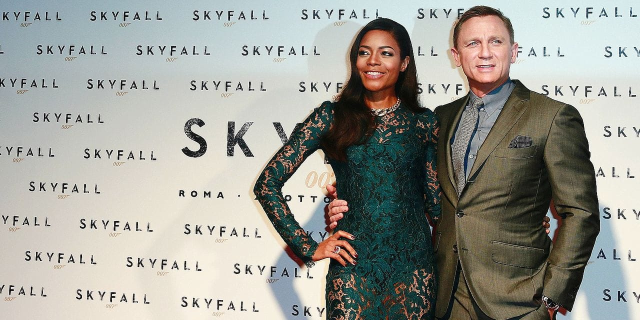 'Skyfall' Italy Premiere - Rome