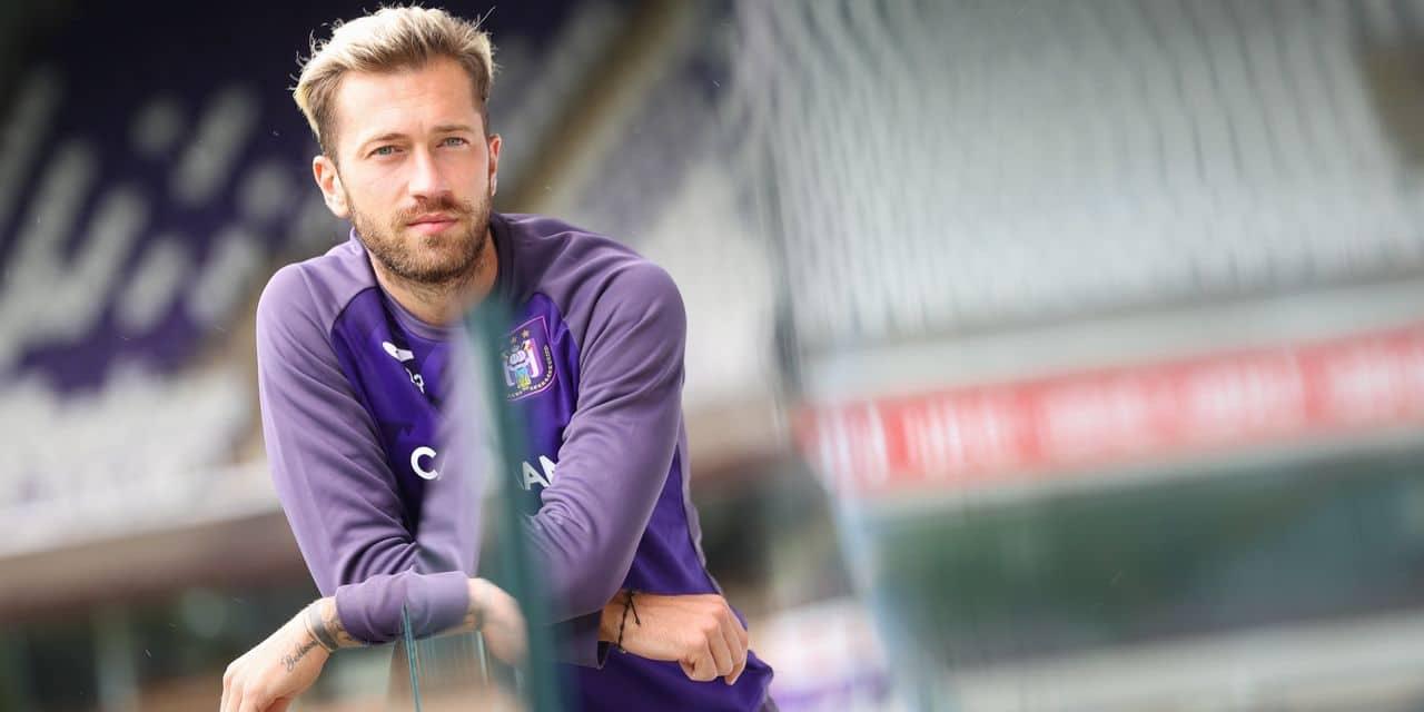 Officiel: Peter Zulj quitte Anderlecht pour le club de Nacer Chadli !
