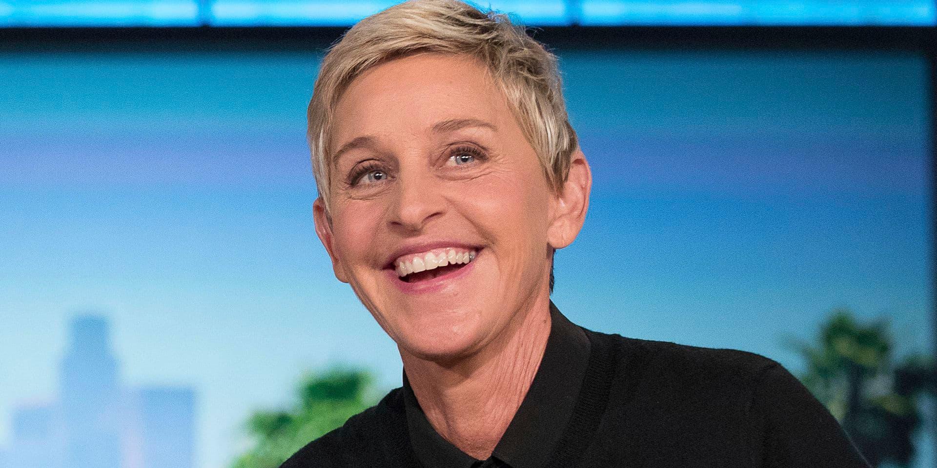 Ellen DeGeneres, plus que jamais dans la tourmente, va-t-elle lâcher prise?