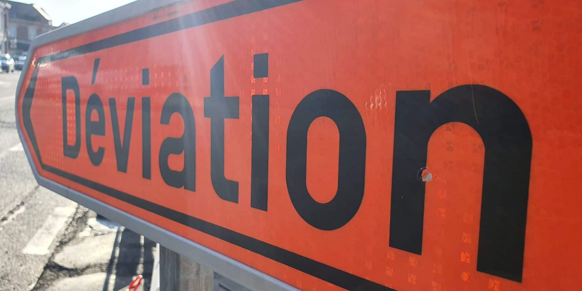 La phase 3 des travaux de la place de la Gare va débuter à Mouscron