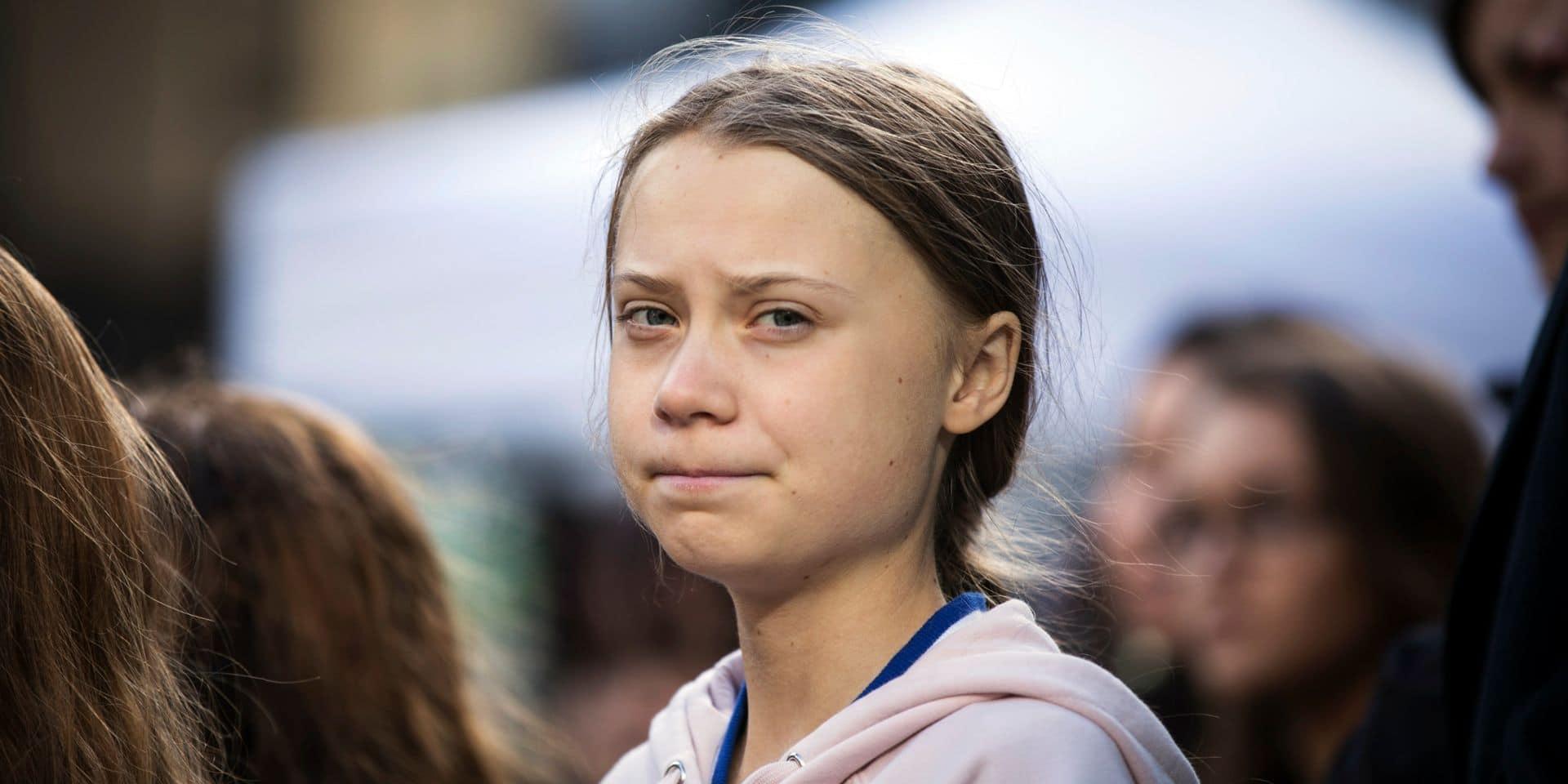 """""""Greta Thunberg voyage dans le temps"""": un cliché datant de 1898 fait le tour de la toile"""