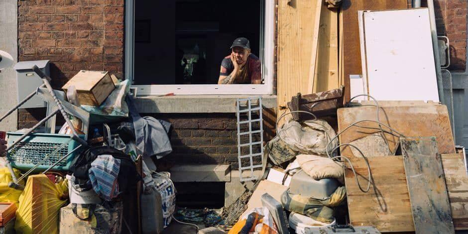Liège : Des rues fermées pour procéder à des évacuations de déchets