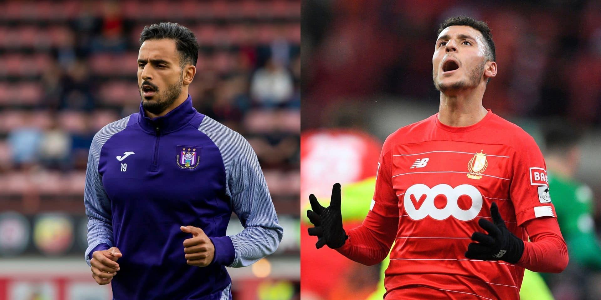 """Nacer Chadli donne son avis sur la Pro League : """"S'il bosse, Amallah aura un bel avenir"""""""