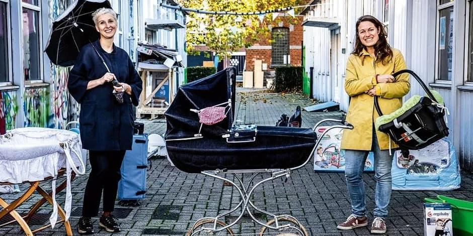Une babytheek, service de prêt d'accessoires pour bébés va ouvrir à Molenbeek