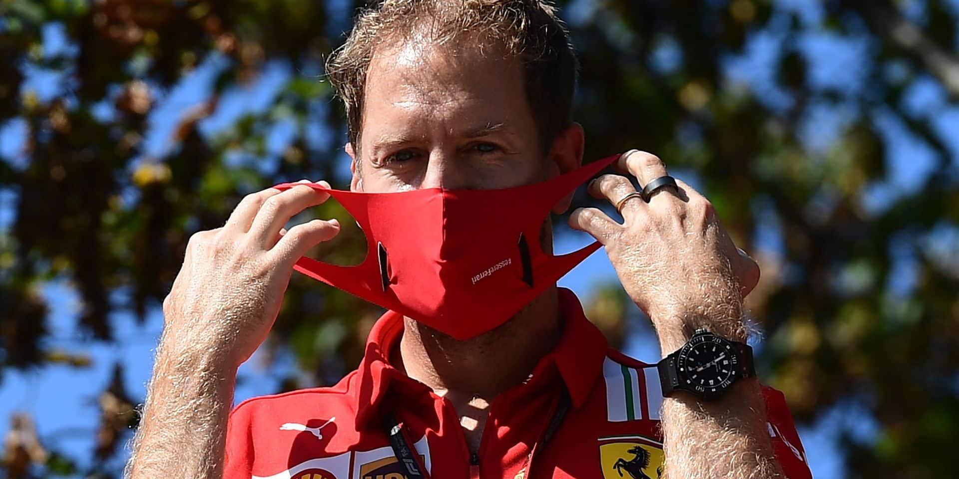 """Vettel chez Aston Martin: """"On compte sur lui pour franchir un cap et devenir une équipe gagnante"""""""