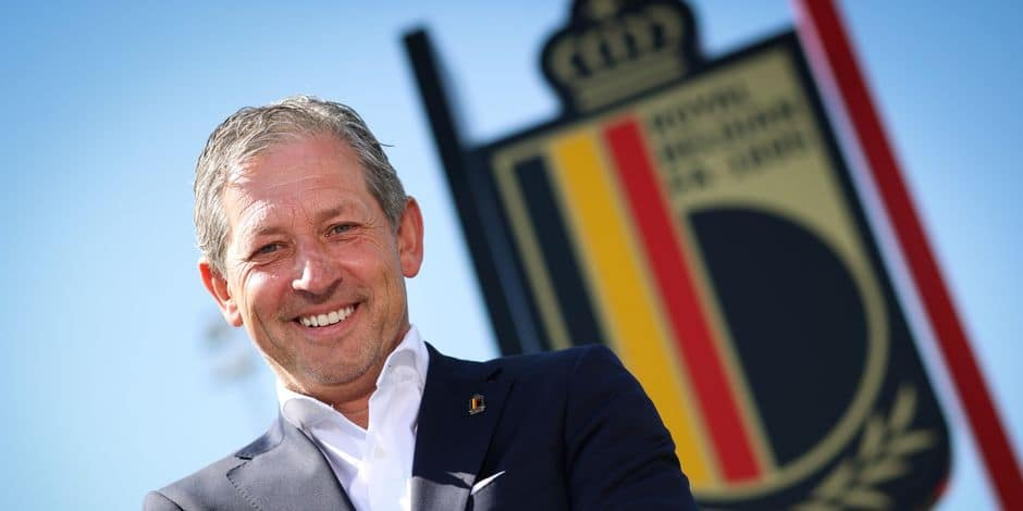 """L'UEFA nomme Frank De Bleeckere comme """"observateur d'arbitres"""" pendant l'Euro"""