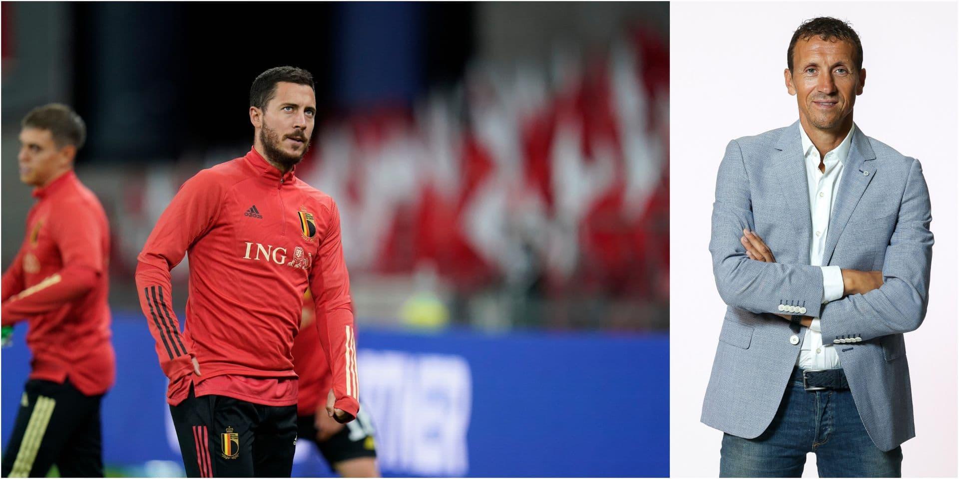 """La polémique autour d'Eden Hazard secoue l'Espagne: """"C'est une tempête dans un verre d'eau"""""""