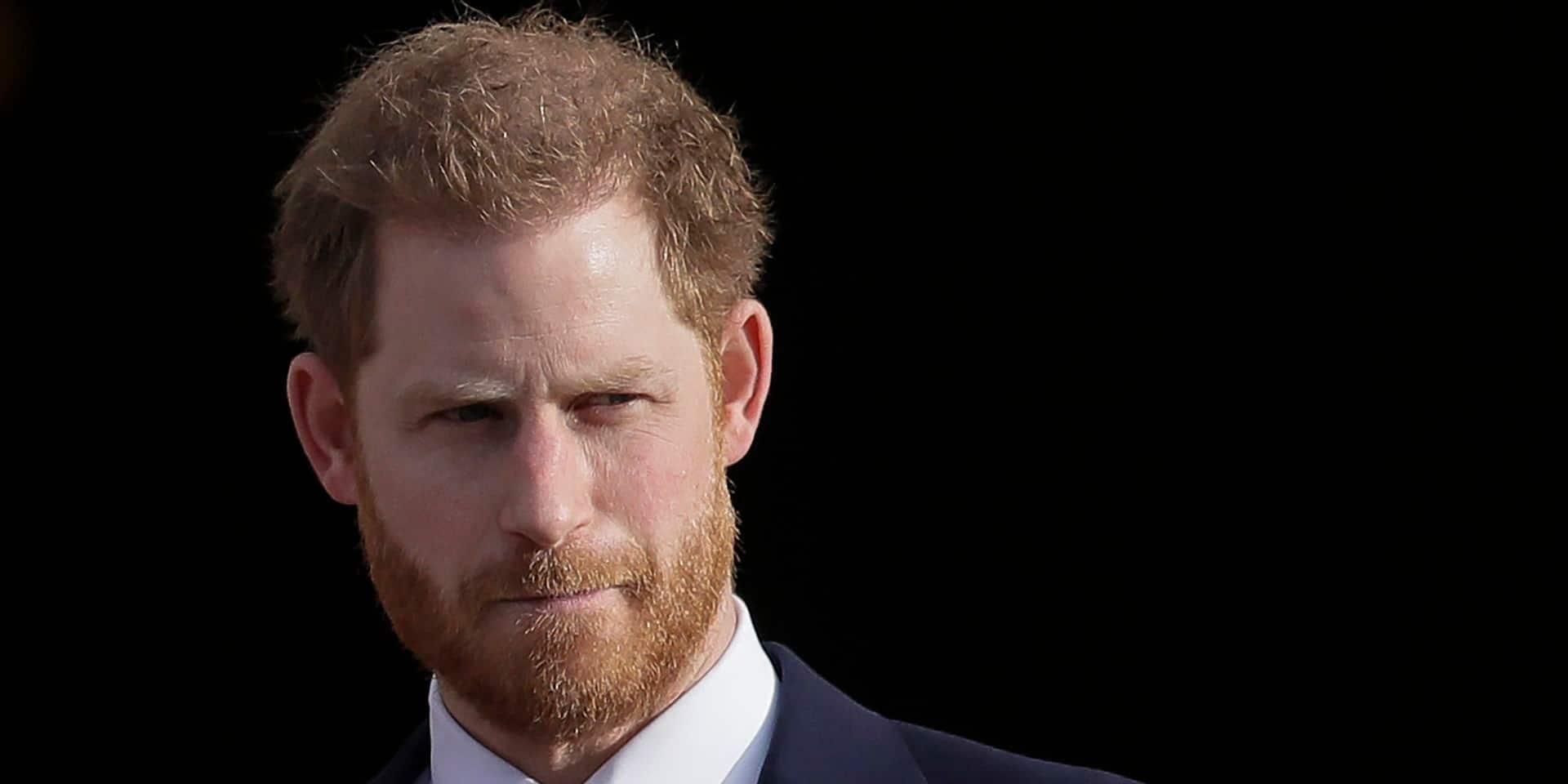 Le prince Harry riposte et révèle combien il a réellement touché sur l'héritage de son arrière-grand-mère