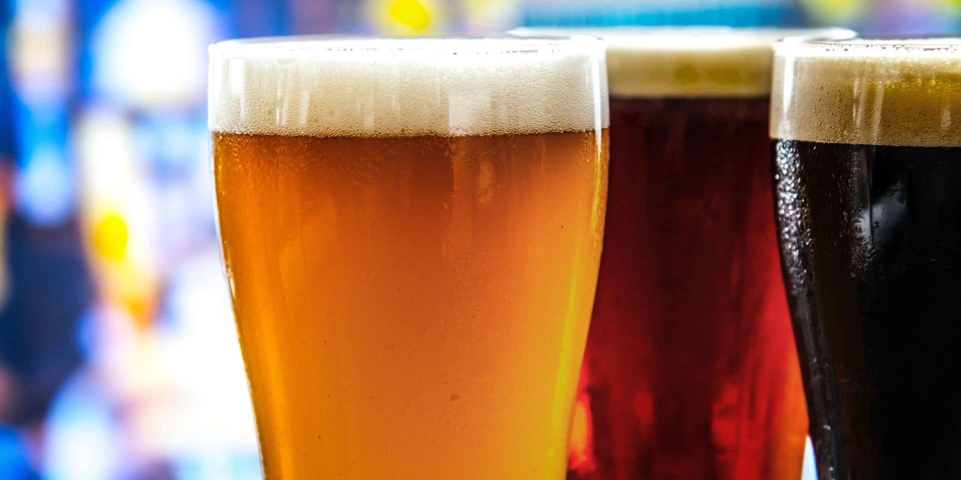 Timmermans et Guinness s'associent pour créer un brassin unique : la Stout&Lambic