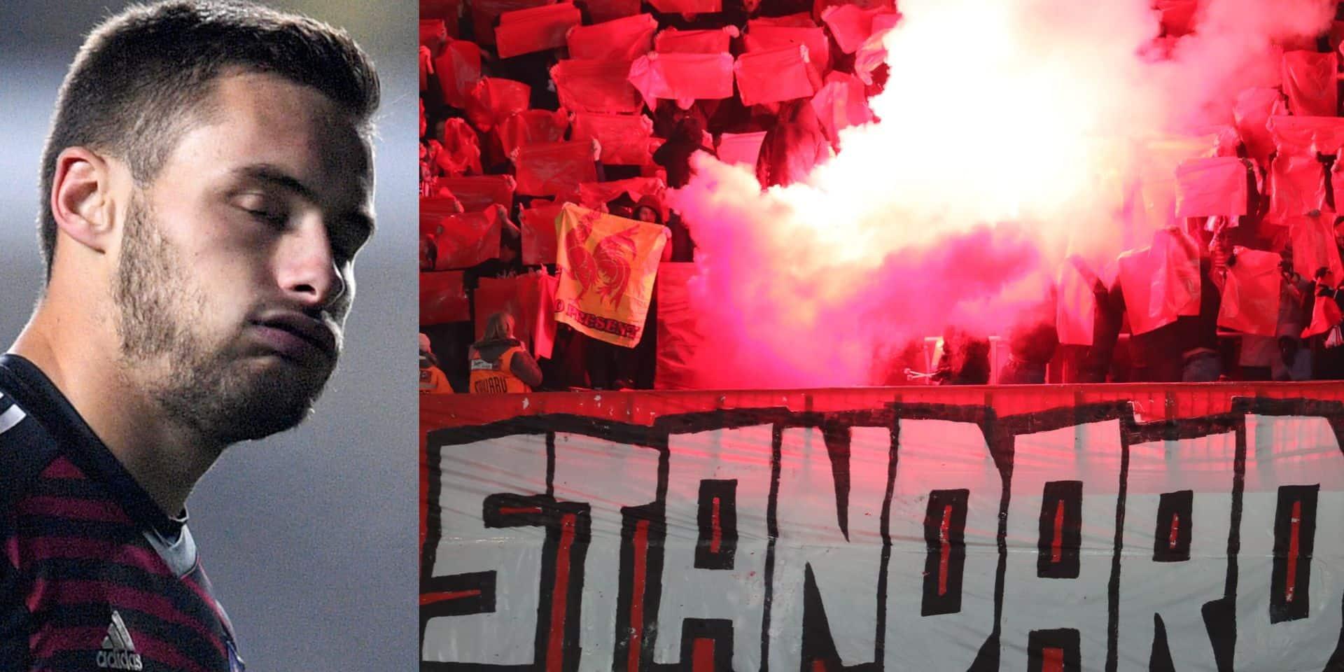 """""""Bienvenue en enfer"""": les supporters du Standard réagissent à la petite polémquie de Thomas Didillon"""