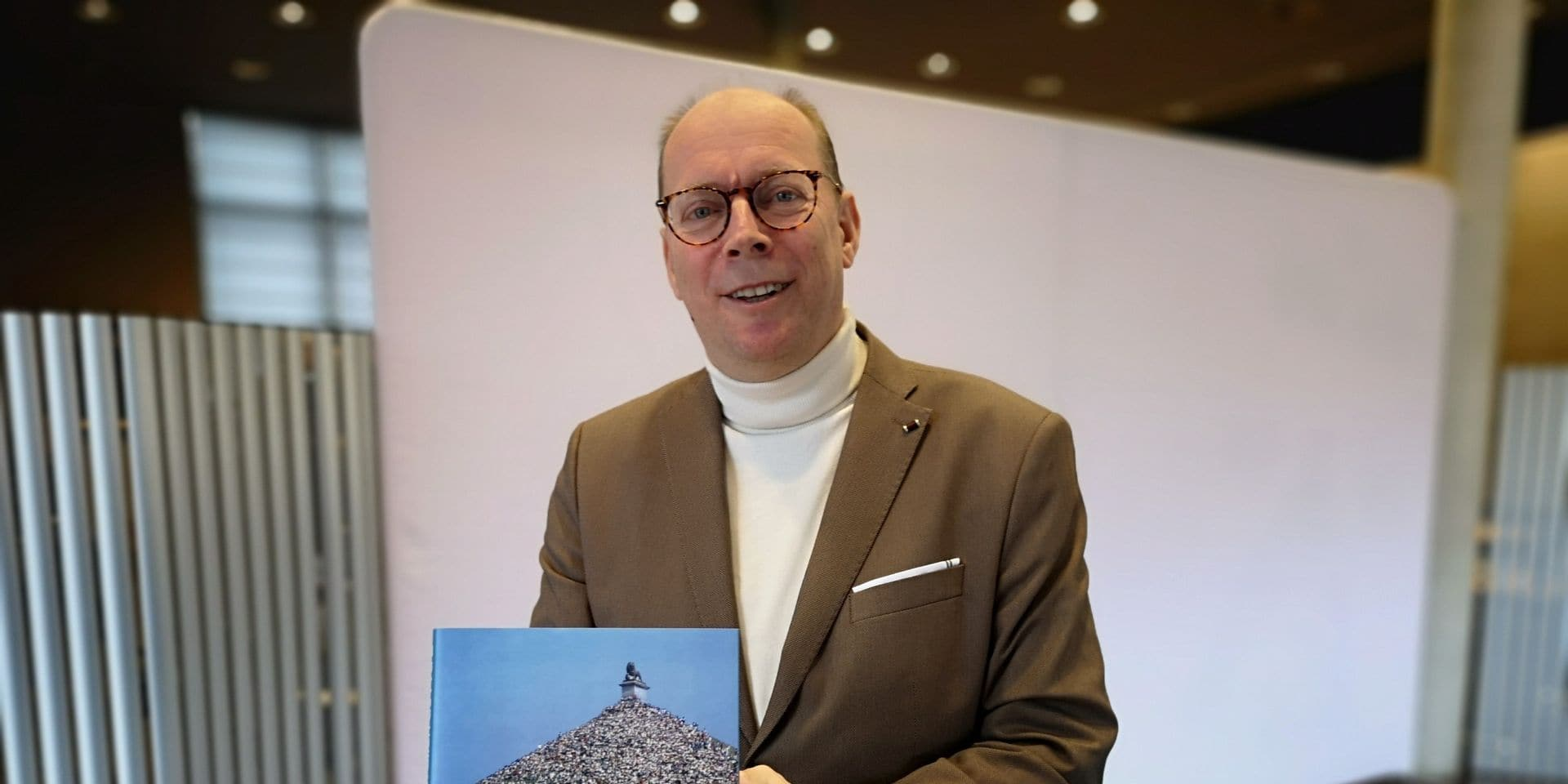 Yves Vander Cruysen, premier échevin à Waterloo, est aux soins intensifs