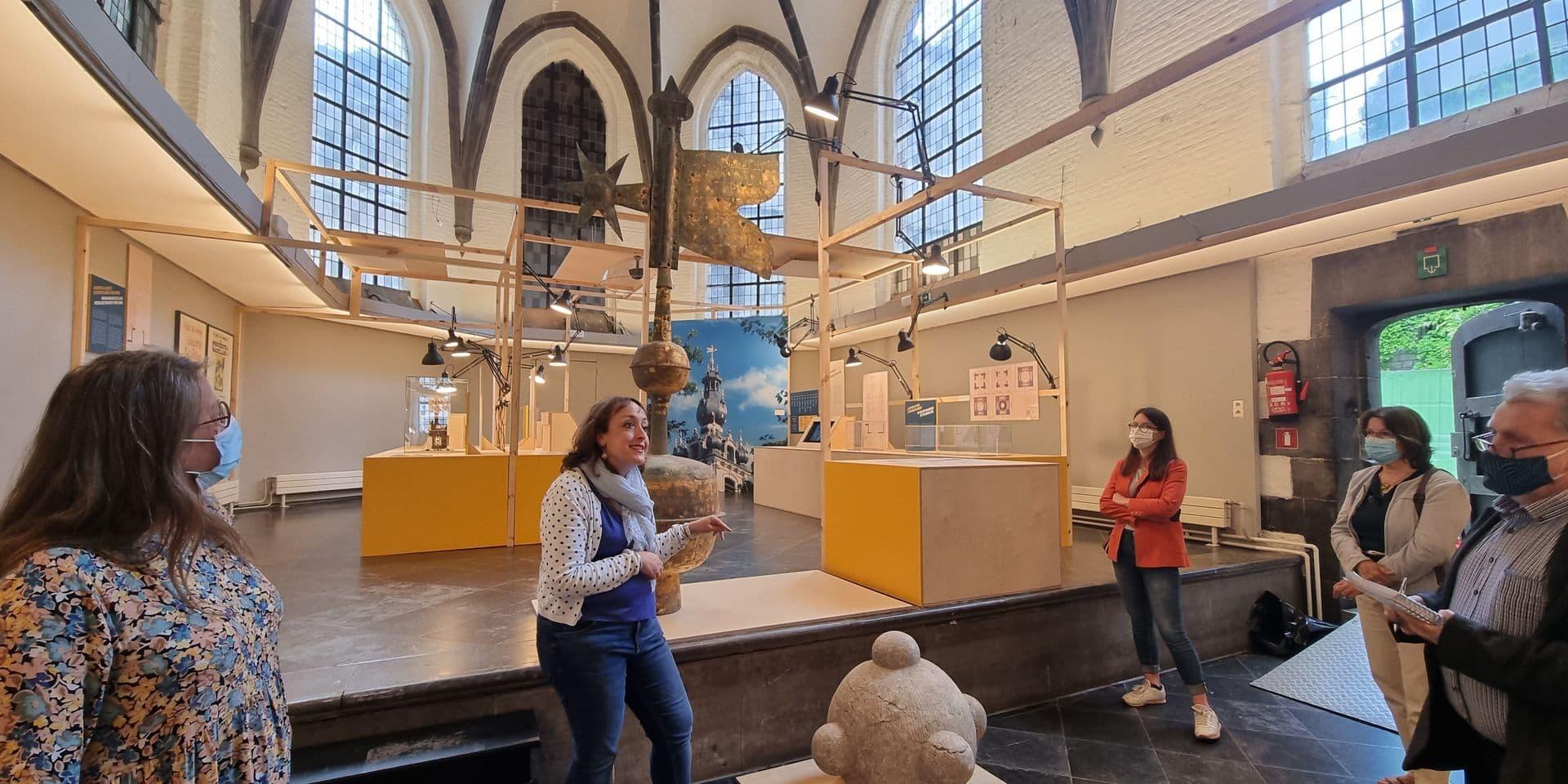 La restauration du Beffroi à Mons: retour sur un incroyable chantier