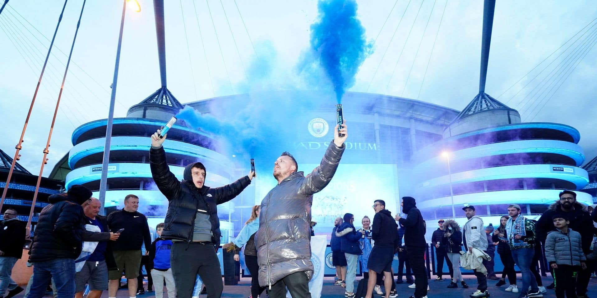 Le propriétaire de Manchester City va payer le voyage des supporters pour la finale de la Ligue des Champions