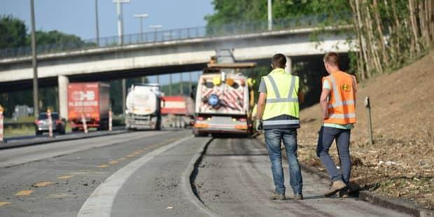 E40 : fermeture d'une voie entre Melen et Battice vers Liège