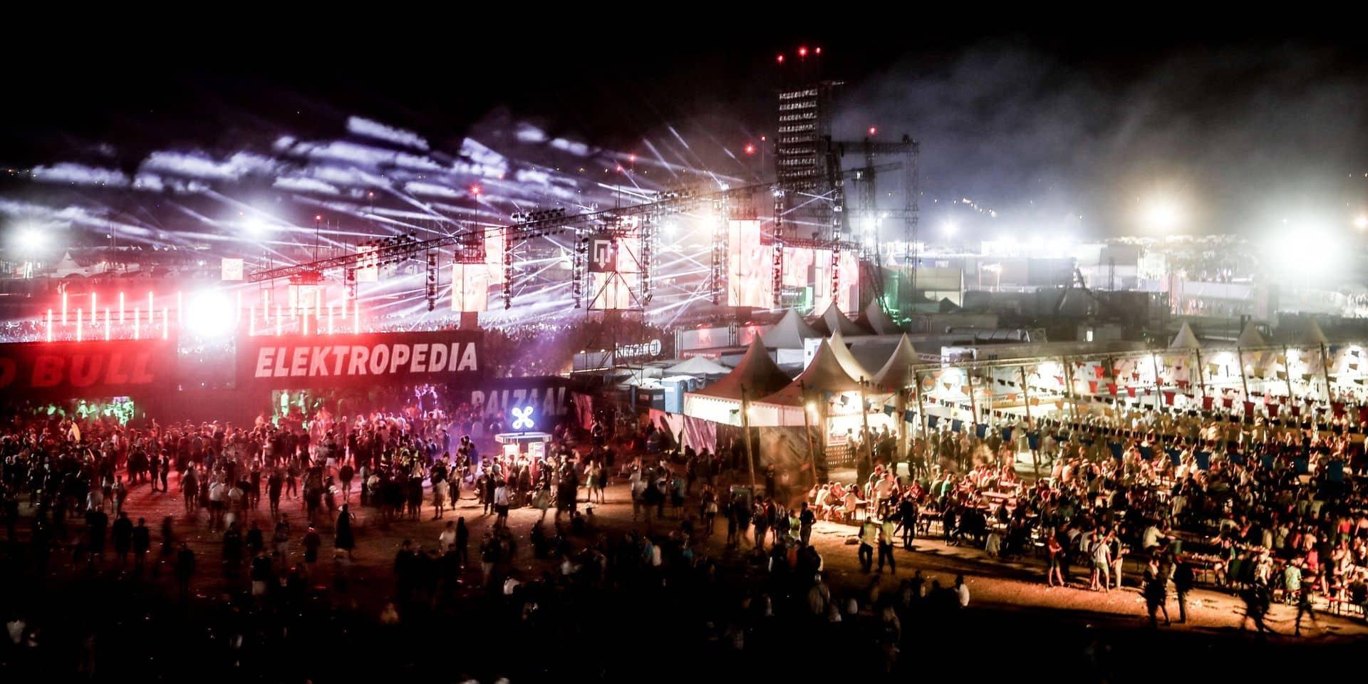 Dour Festival: deux nouvelles scènes et le retour des guitares !
