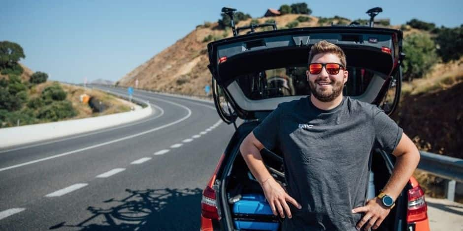 Cyclisme : Yuri Feijtel rejoint le top du top en devenant soigneur chez Ineos