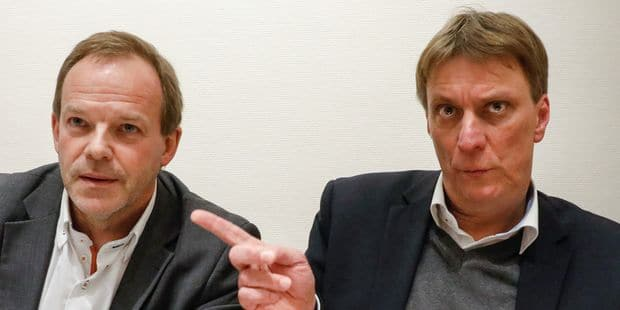 Elections communales : Coup dur pour Damien Thiéry à Linkebeek - La DH
