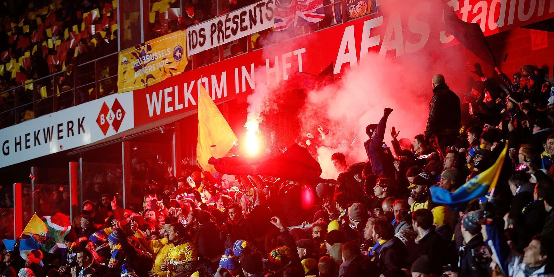 """Les supporters unionistes attendent une issue favorable: """"Nous sommes prêts pour ce match historique"""""""