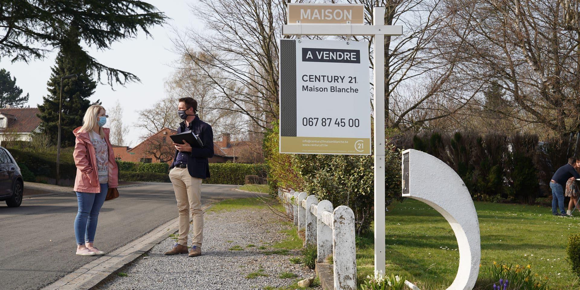 Folie sur le marché immobilier en Brabant wallon: la galère des acheteurs