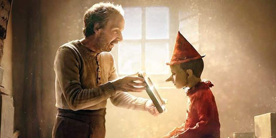 """Roberto Benigni: """"Je me sens très proche du personnage de Pinocchio, curieux et malin"""""""