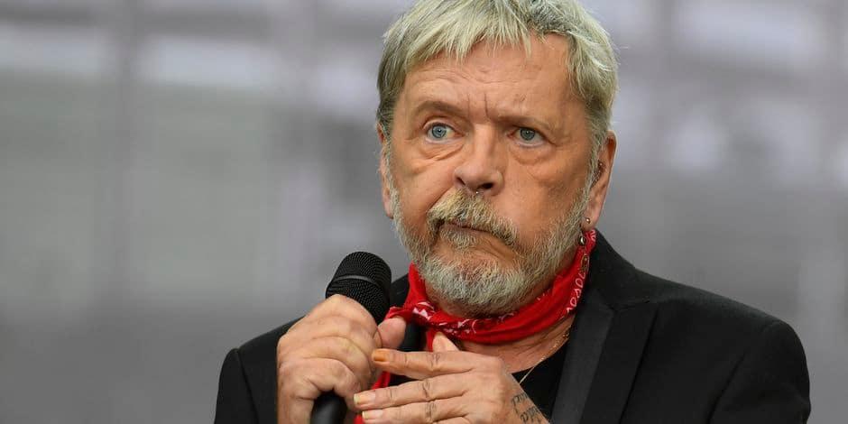 Le chanteur Renaud hospitalisé près de Montpellier