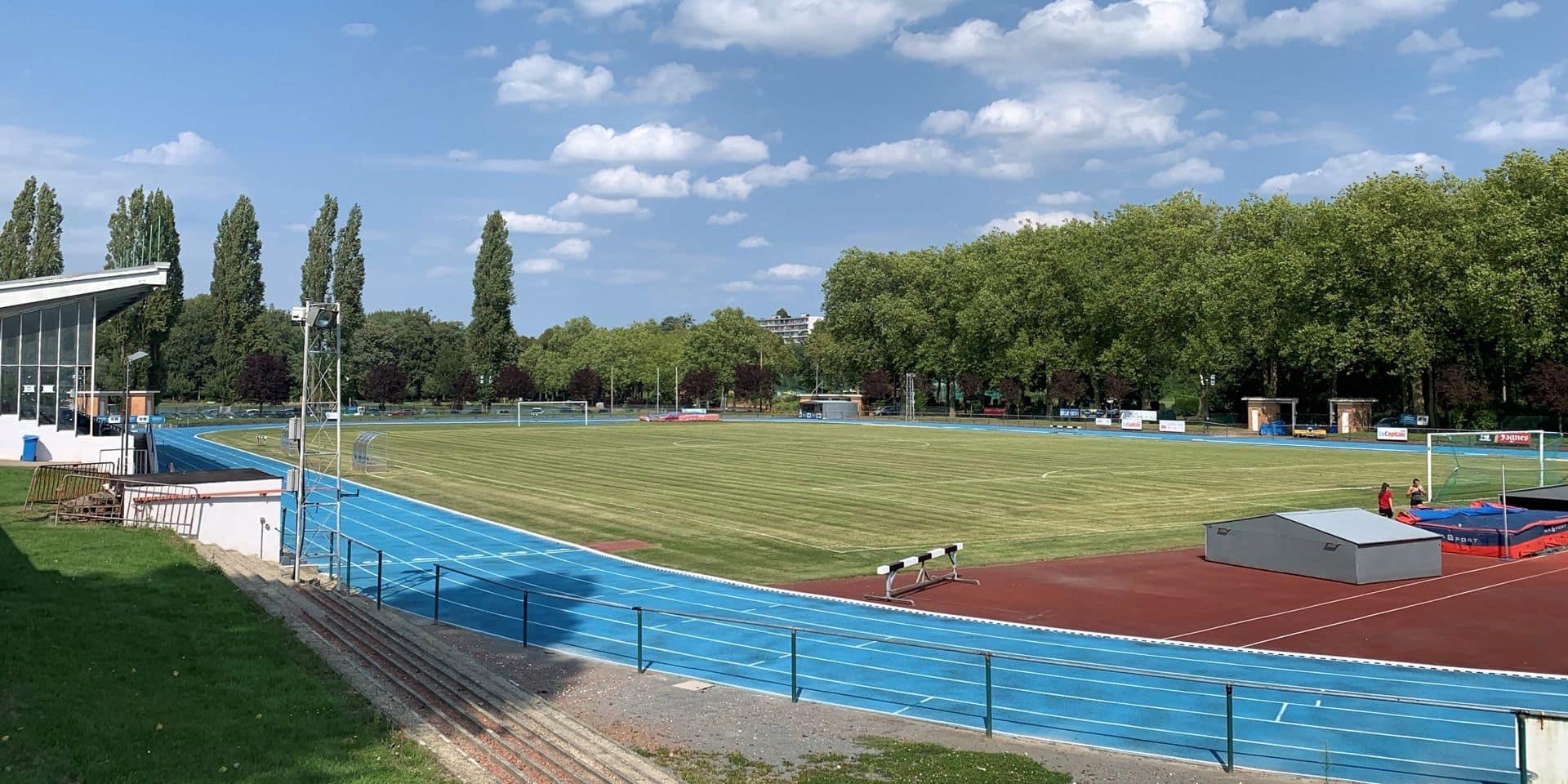 Trop de vandalisme dans les infrastructures sportives de la Dodaine à Nivelles