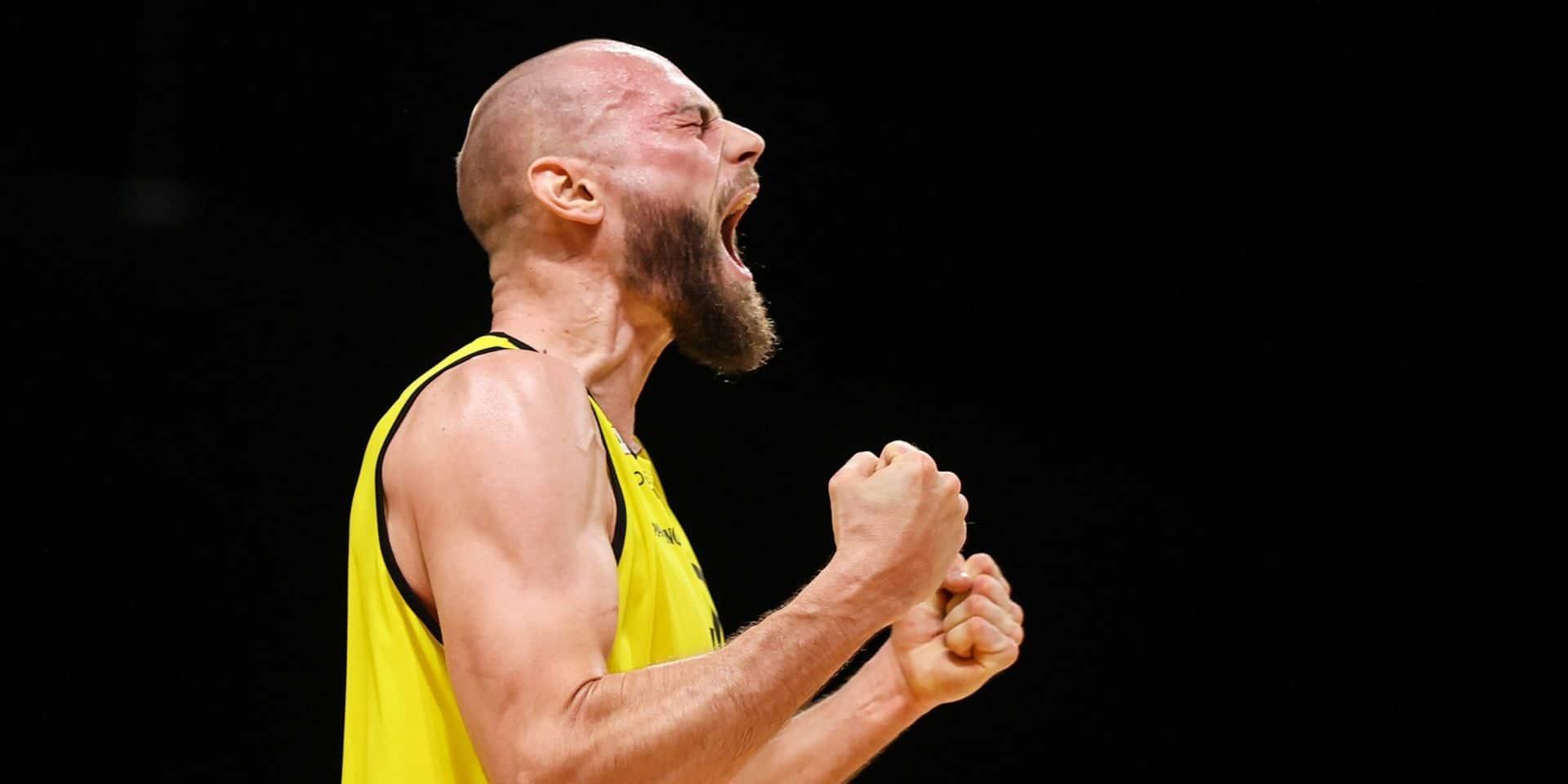 Euromillions Basket League: Ostende prend seul la tête du championnat