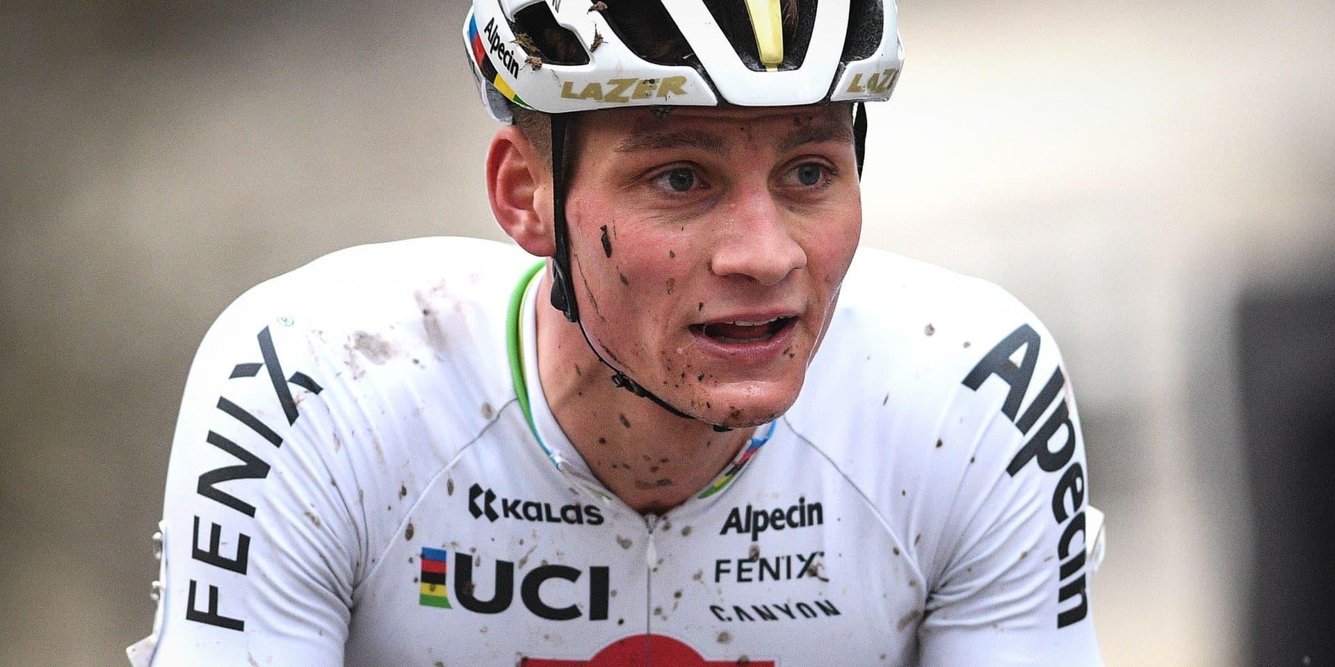 Cyclocross: Mathieu van der Poel intraitable également à Otegem