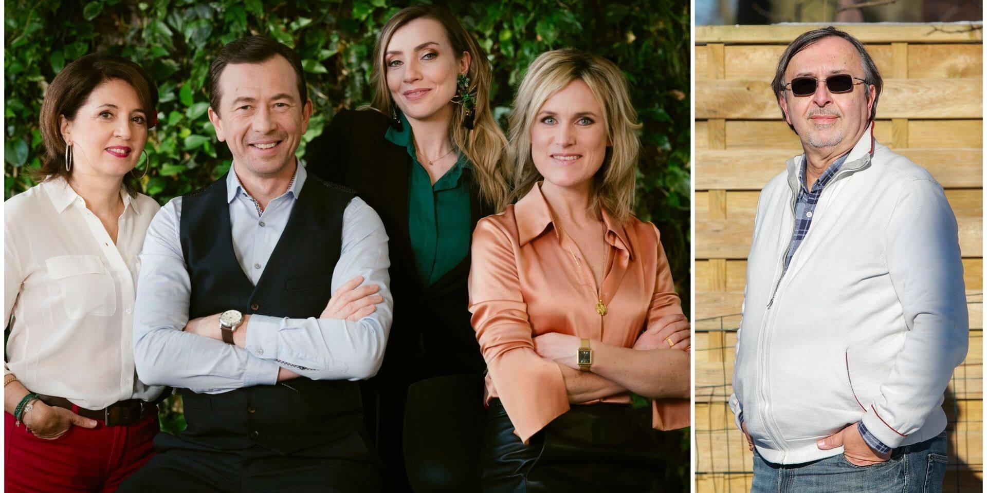 """Un nouvel expert scientifique de choc dans """"Mariés au premier regard"""" : Yves Van Laethem!"""