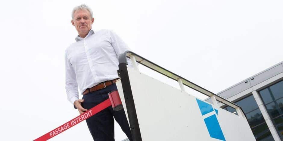 Moins de 20.000 passagers à l'aéroport de Charleroi en mars, en baisse de 92%