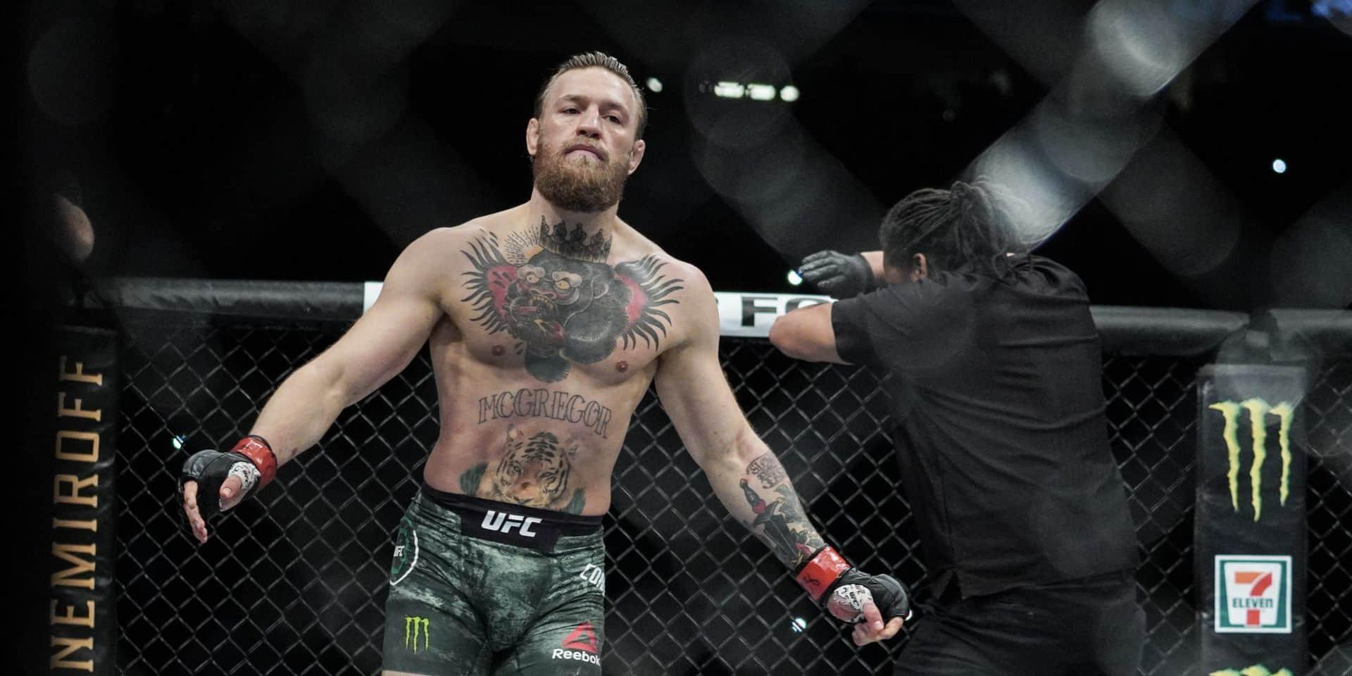 Tout ce qu'il faut savoir sur le retour de Conor McGregor