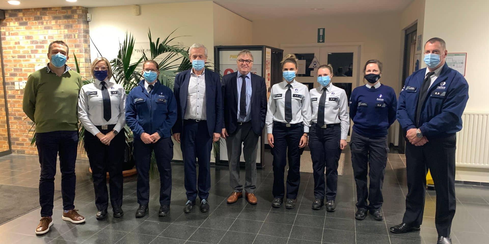 """La police de Nivelles-Genappe va mener des actions de prévention à l'approche des fêtes: """"On va mettre le paquet"""""""
