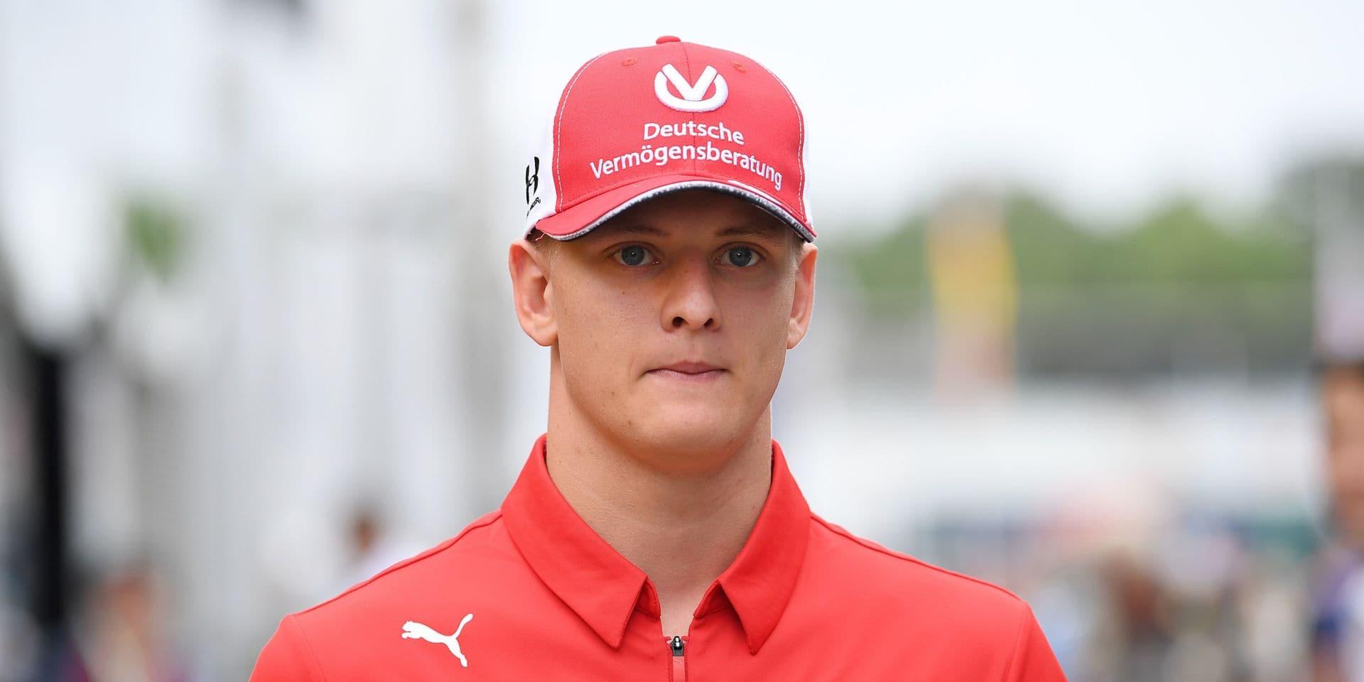 Ferrari pense à offrir une place en Formule 1 à Mick Schumacher