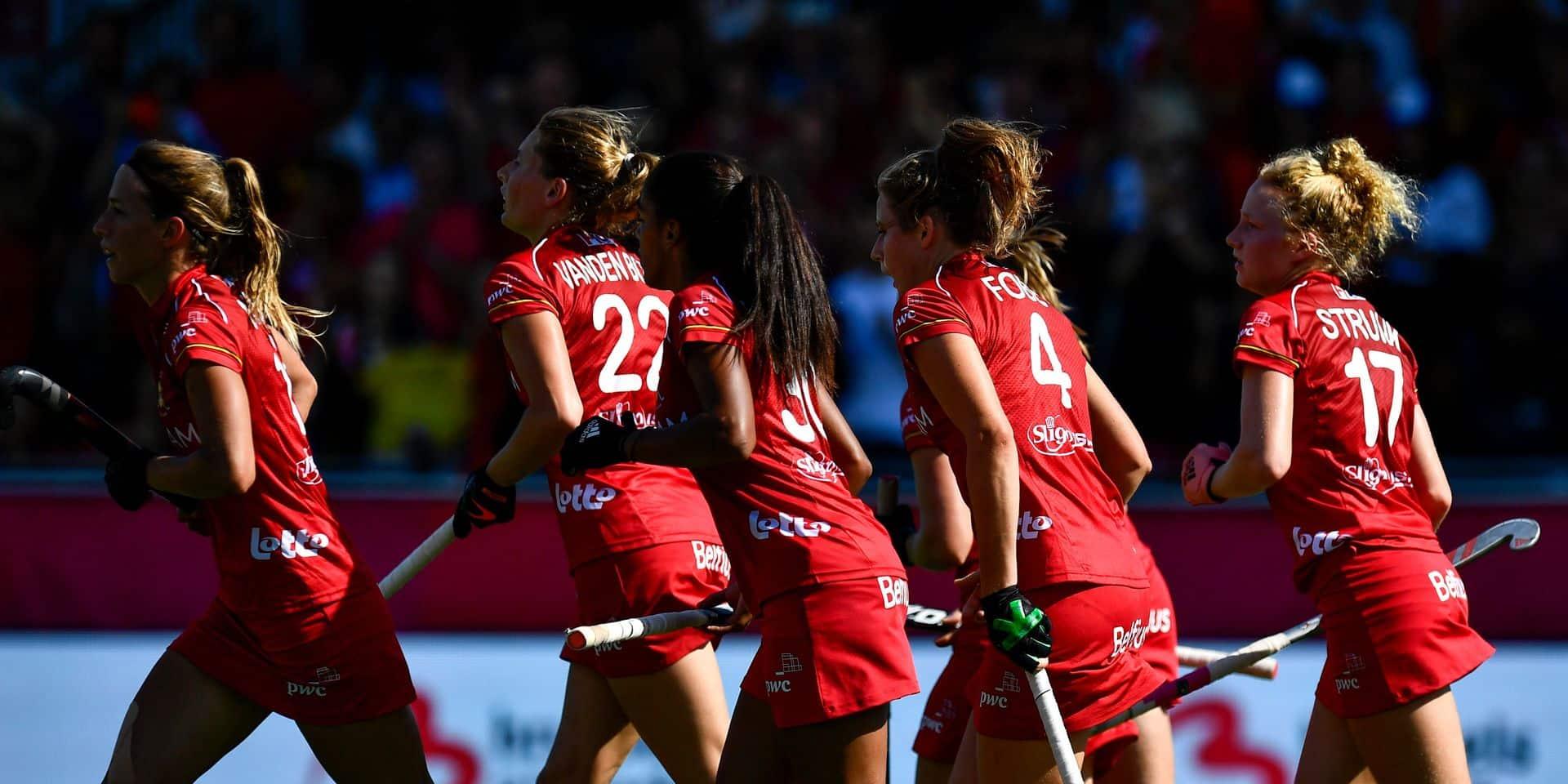 JO2020: les Red Panthers joueront leur barrage en vue des Jeux les 25 et 26 octobre en Chine