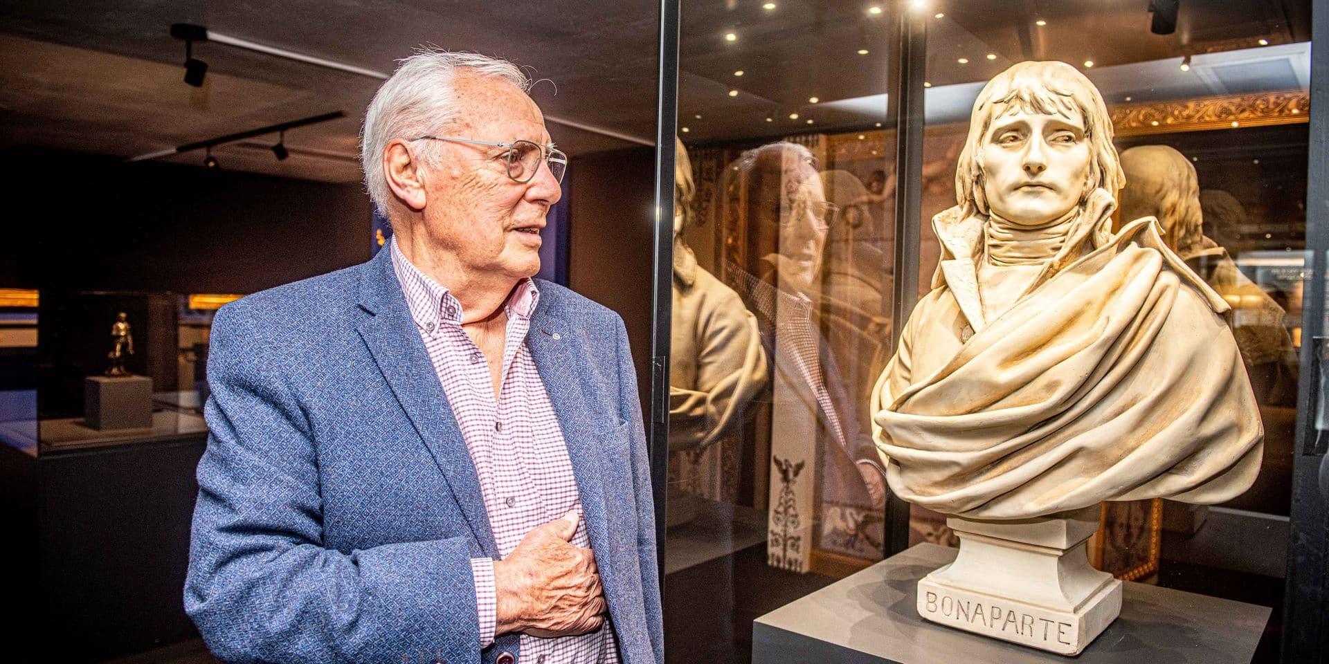 René Schyns tire sa révérence. Il aura ébloui 3,5 millions de visiteurs
